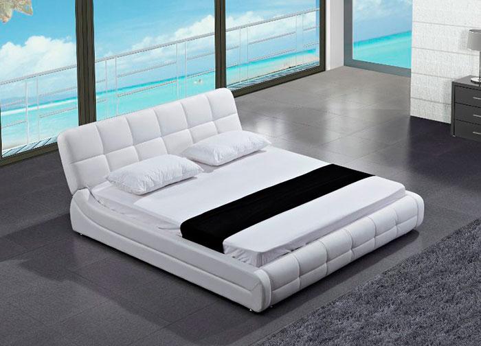 Кровать двуспальная оригинальная